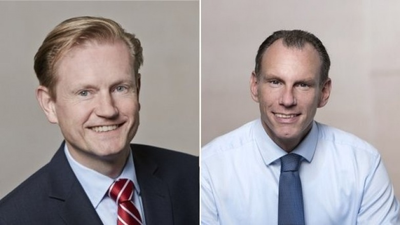 Andreas Auler und Gero Skowronek