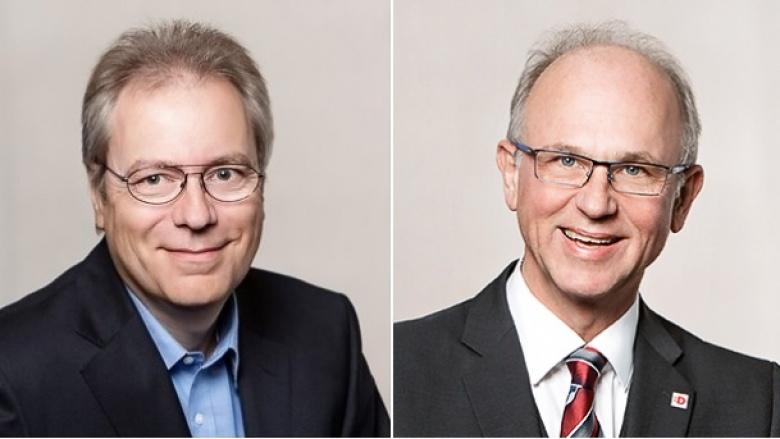 Rüdiger Gutt und Dr. Alexander Fils