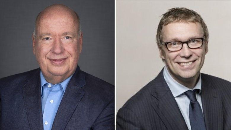 Dirk-Peter Sültenfuß und Stefan Wiedon
