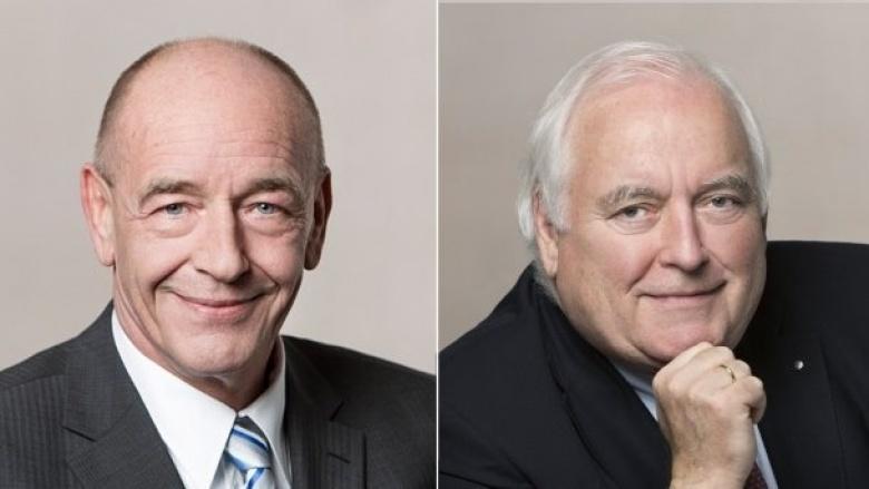Rolf Tups und Friedrich G. Conzen