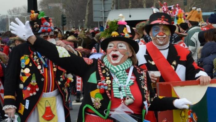 Karneval in Düsseldorf