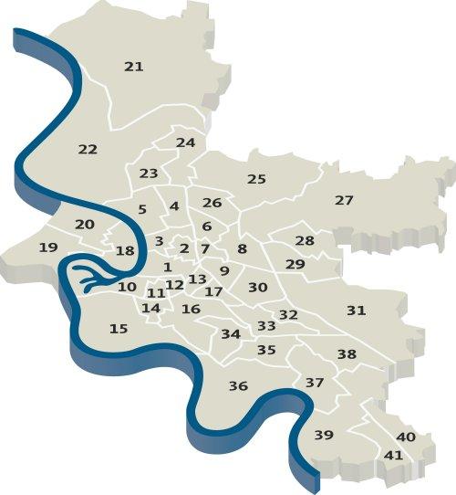 Kommunalwahlbezirke